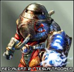 Red Alert 2 - Tesla Trooper